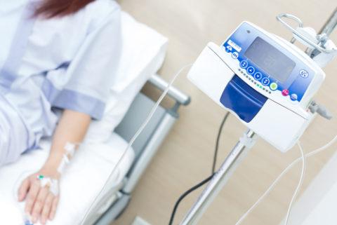 Хирургическое вмешательство или химиотерапия.