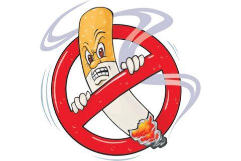 О вреде сигарет задумались лишь в середине прошлого века.