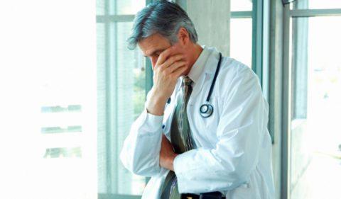 Результаты терапия редко бывают утешительными.