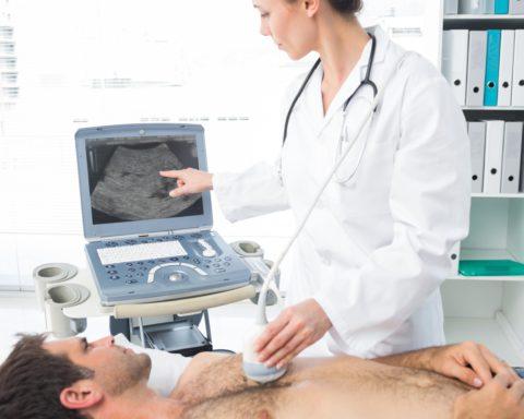 УЗИ легких в качестве метода обследования применяется редко.