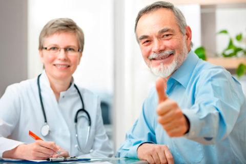 Только своевременное обращение к врачу может гарантировать устранение такого признака.