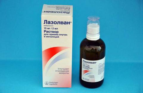 Для большего эффекта лечения бронхита ингаляции Пульмикорта проводятся в комплексе с отхаркивающими растворами.