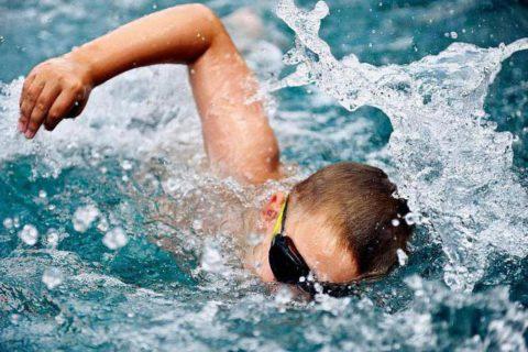 Плаванье способствует повышению иммунитета
