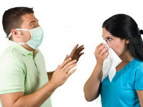 Слабый иммунитет – причина пневмонии