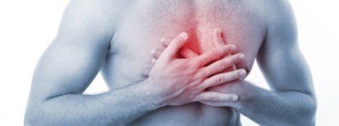 Боль в груди при вдохе без наличия инфекционного заболевания может указывать на наличие злокачественного процесса