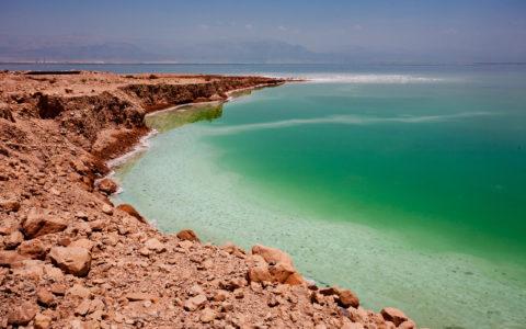 Мертвое море – популярное место для оздоровления.