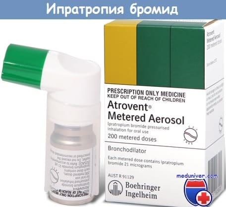 Атровент