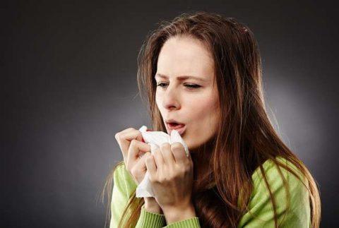 Частый малопродуктивный приступообразный кашель – главный признак астматического бронхита