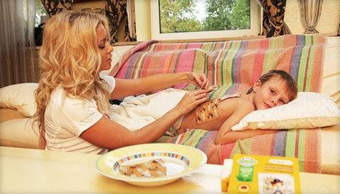 Делать компрессы на основе барсучьего жира можно как взрослым, так и детям.