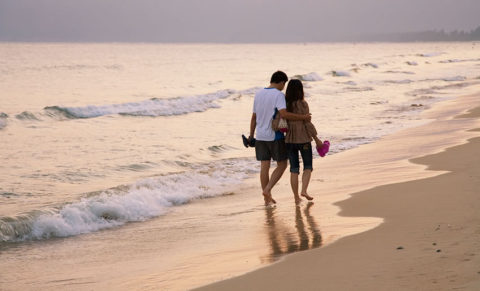 Ежегодный отдых на море или санаторно-курортное лечение помогают победить болезнь