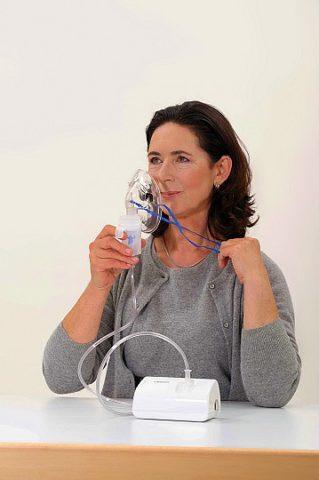Ингаляции помогут быстро восстановить здоровье дыхательной системы.