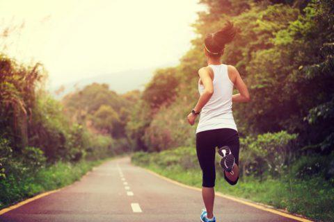 Как получить пользу от бега.