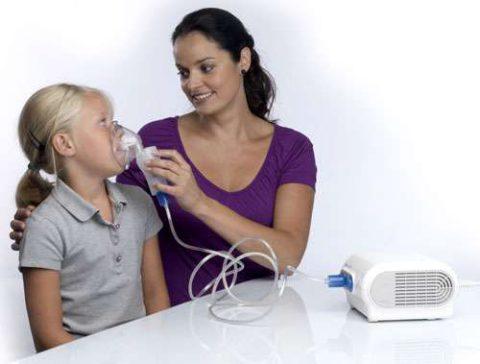 Лечение при помощи небулайзера происходит в домашних условиях.
