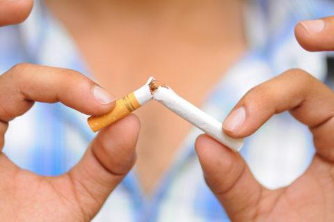 Лечение туберкулеза следует начинать с отказа от курения.