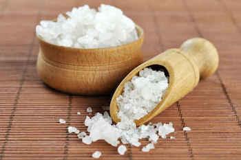 Морская соль.