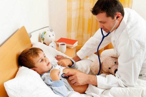Назначить применение горчичников детям может только педиатр.