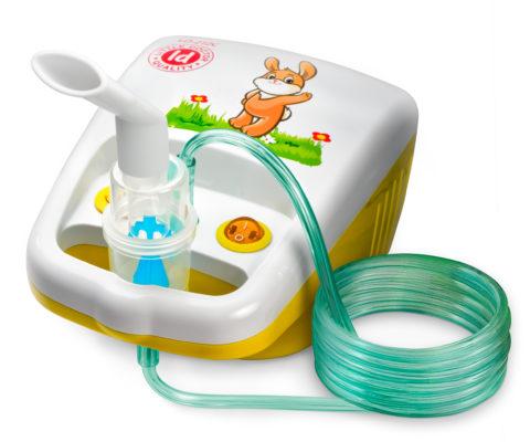 Небулайзер с детским дизайном.