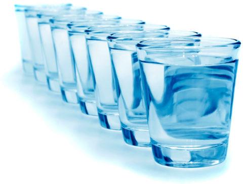 Обильное питье.