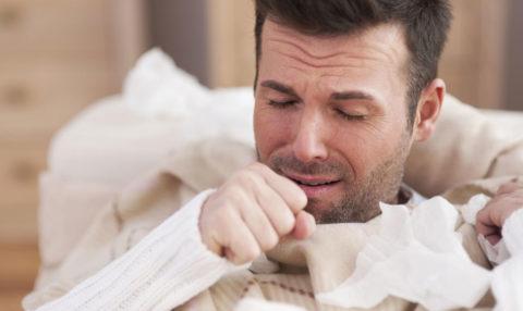 Обычно пневмония развивается у взрослых