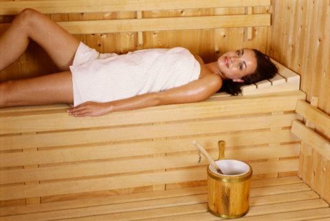Основные правила пребывания в бане.
