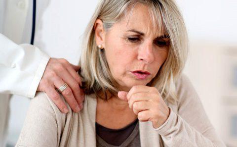 После приема обычных антибиотиков кашель только усиливается