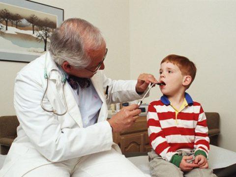 Причины трахеобронхита у детей