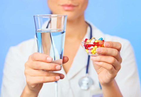 Принимать лекарства нужно ежедневно