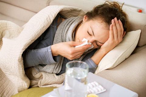 Простудные заболевания как причина проявления бронхита.