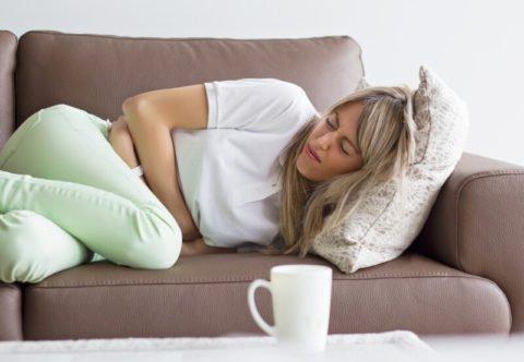 Регулярные боли в животе могут быть симптомом туберкулеза