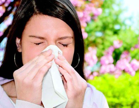 Симптомы аллергического бронхита