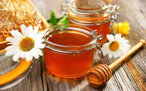 Смешивание жира с медом позволяет несколько смягчить неприятные вкусовые качества продукта.