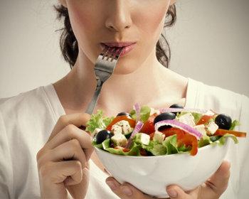 Соблюдение правильного режима питания.