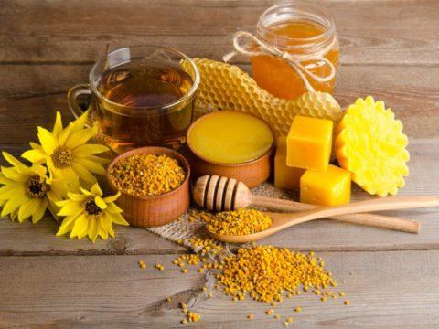Справиться с туберкулезом помогут разнообразные продукты пчелиного производства.
