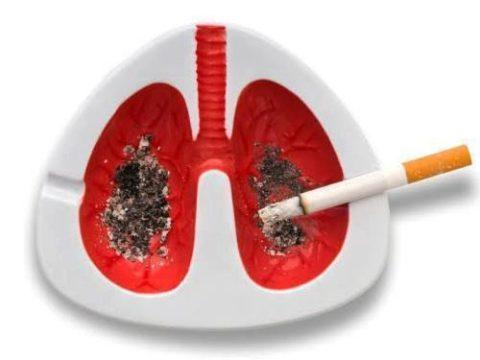 Статистические данные о туберкулезе подтверждают опасность курения.