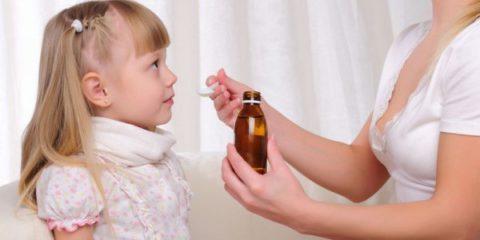 У детей патология часто возникает на фоне перенесенных респираторных заболеваний.