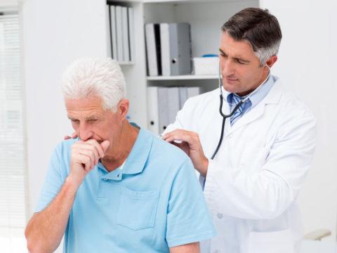 Аускультация – верный метод диагностики пневмоний.