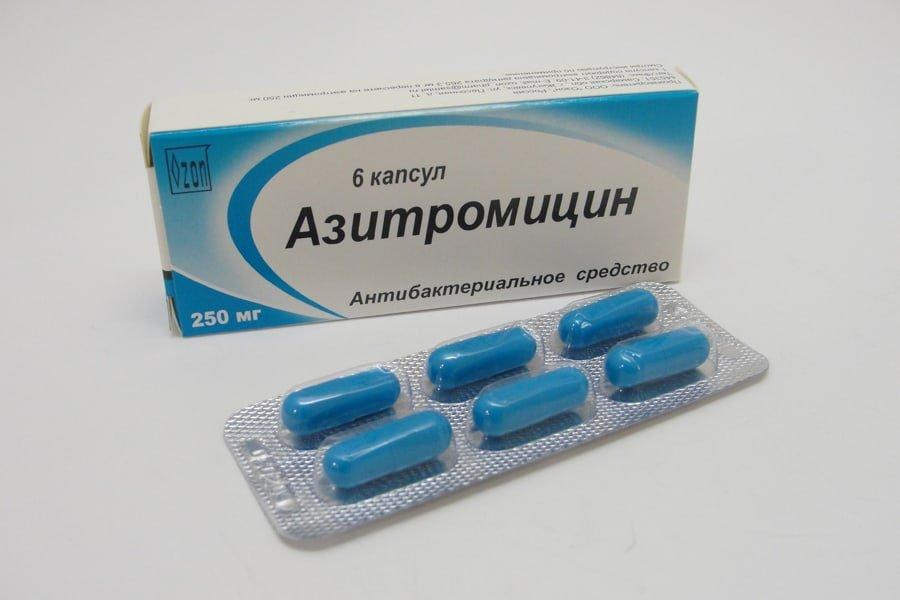 Азитромицин инструкция при хламидиозе