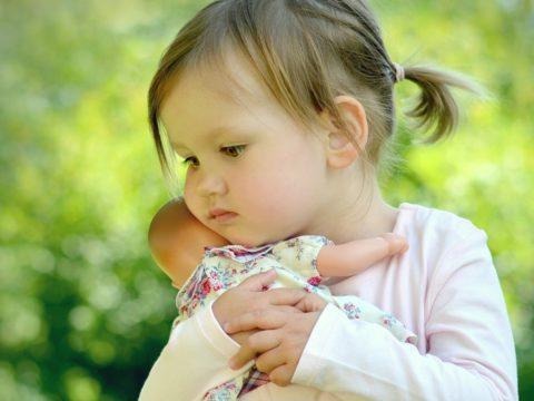 Дети более подвержены развитию недуга.