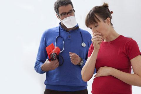Лечение беременных – нелегкая задача для врача