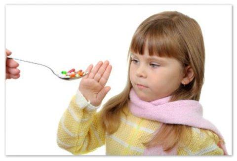 Лекарства не всегда безопасны для детей