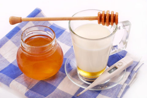 Вкусно и полезно при лечении бронхита.