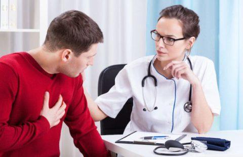 Основную роль в диагностировании хронического заболевания играет составление анамнеза врачом.