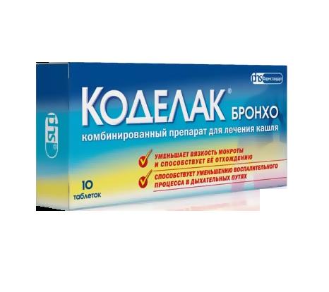 Отхаркивающие препараты