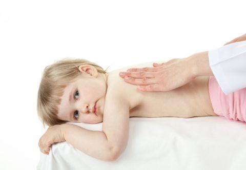 Отхождению мокроты способствует вибрационный массаж