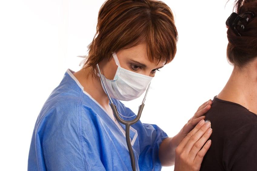 Врач лечащий бронхиальную астму
