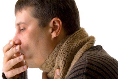 При выраженном малопродуктивном кашле применяются противокашлевые средства