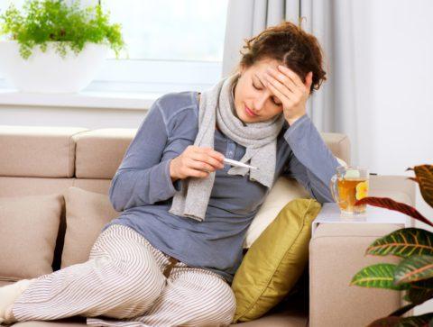 Симптоматическая терапия поможет устранить проявления недуга.