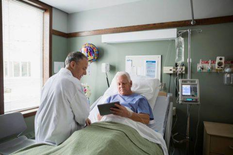 Сотрудничество с врачом – полпути к выздоровлению.