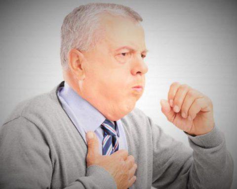 Сухой приступообразный кашель – признак начальных форм специфического воспаления в легких