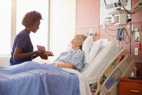 Уход за пациентом – важный этап в быстром его выздоровлении.